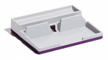 7613-12 Durable VARICOLOR® SMART OFFICE DESK ORGANIZER