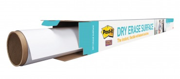 Post-it® Super Sticky Dry Erase Folie 91,4x121,9cm