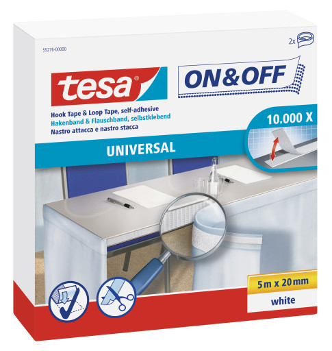 55276 Tesa On Off Longroll Haken Eichhorn Os