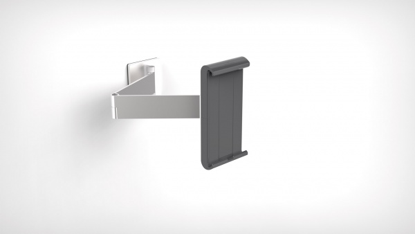 8934 Durable TABLET HOLDER WALL ARM