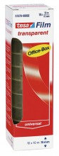 57370 tesafilm, transparent Office-Box, 10er Pack, 10mx15mm
