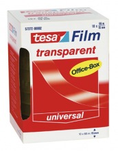 57372 tesafilm, transparent Office-Box, 10er Pack, 66mx15mm