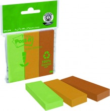 671-3R 3M Post-it® Recycling Page Marker