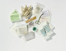 1972-00 Durable FIRST AID KIT M