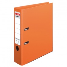 10834471 Herlitz Ordner maX.file orange